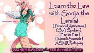 Video Kitti Minx ASMR - Meeting Sonja The Lamia! ( Snake Girl ) [ Soft Spoken ]  Roleplay download MP3, 3GP, MP4, WEBM, AVI, FLV Agustus 2018