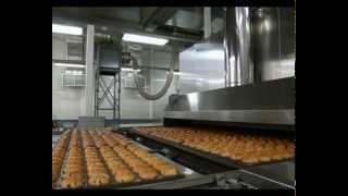 Как делают настоящие булочки