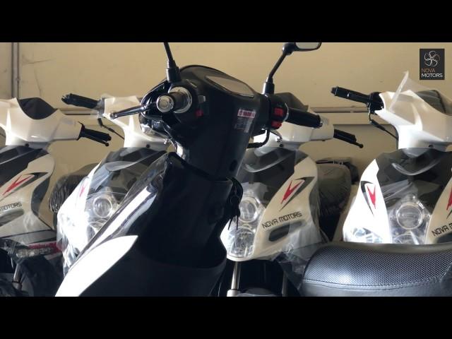 www.nova-motors.de Hilfe - Viertakt Motorroller startet nicht