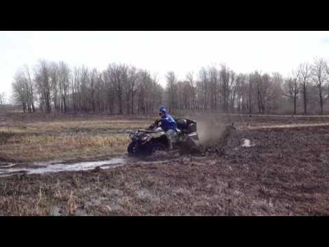 Квадроцикл BRP outlander 800