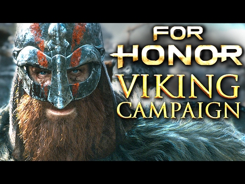 For Honor: Viking Campaign | Complete Gameplay Walkthrough