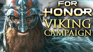 For Honor: Viking Campaign   Complete Gameplay Walkthrough