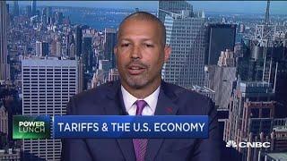 Trade war impact on U.S. economy