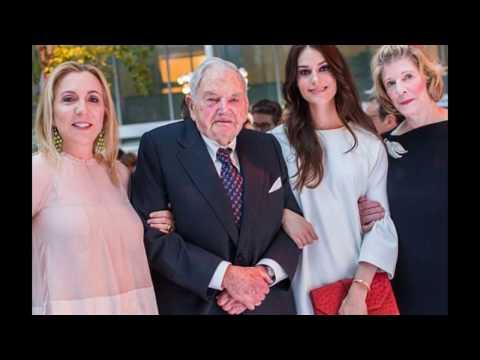 David Rockefeller dead at 101: World's oldest billionaire