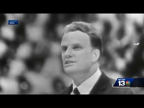 Birmingham Civil Rights leader on impact of Billy Graham crusade