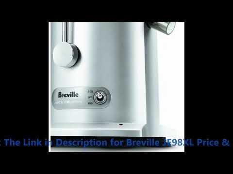 Feeling Love Breville JE98XL Reviews By minba