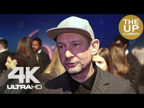 Ian Hart  for God's Own Country at BIFAs 2017