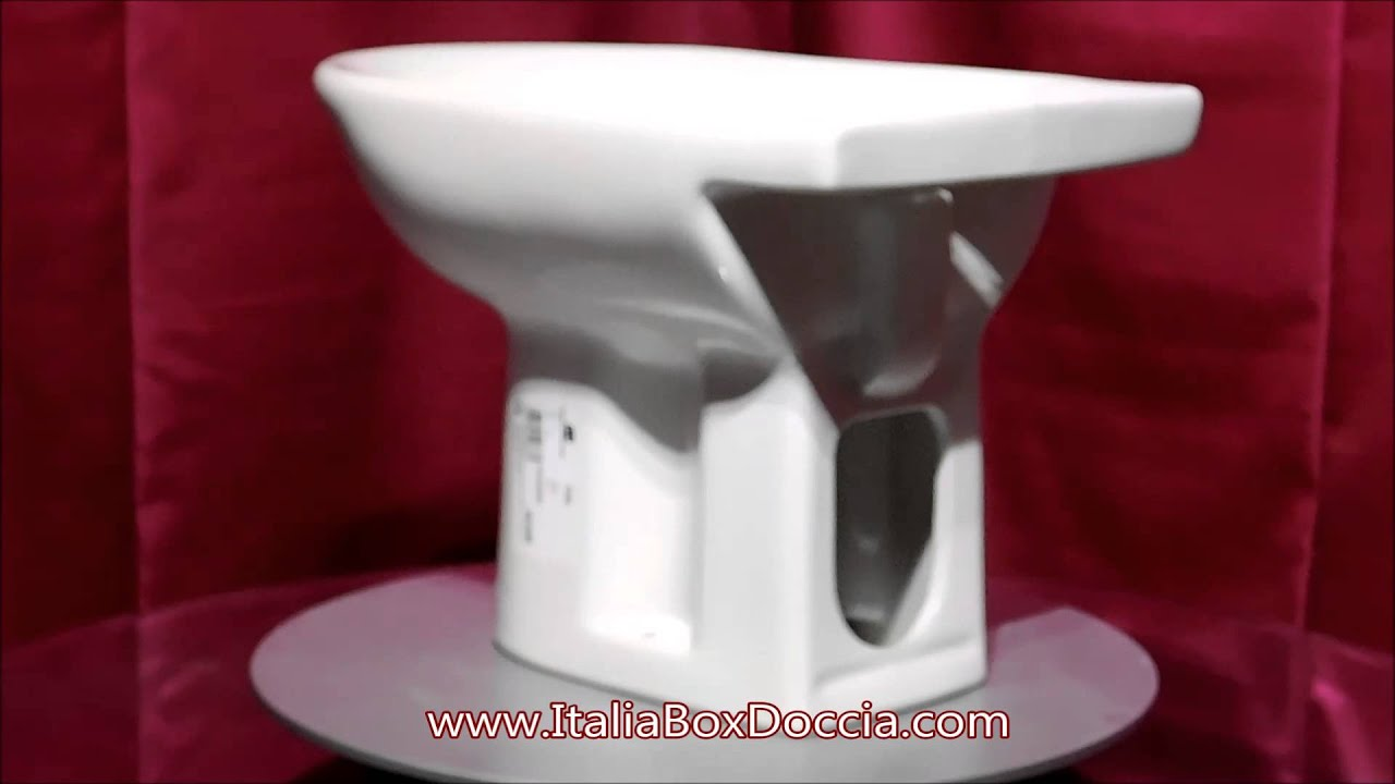 Bidet ydra pozzi ginori youtube - Vasche da bagno pozzi ginori ...