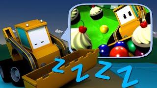 Kleinen Trucks   Der Hängegleiter - Lerne mit den kleinen Trucks 👶 🚚 Lehrreiche Cartoons für Kinder