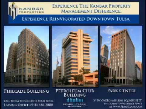Tulsa commercial real estate - Tulsa office buildings - Kanbar Is Downtown