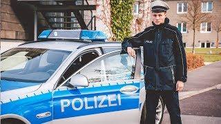 Ich werde Bundespolizist