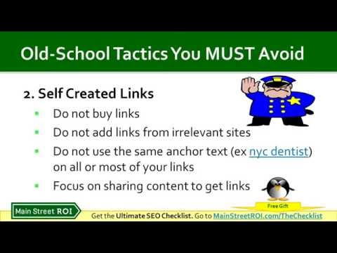 The Death of Old School SEO & The 5 New Rules to Follow [August 3, 2016]