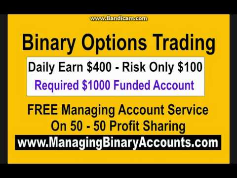 Successful Binary Options Trading Strategies for 30 Minute Time Frame Binary Options Trading methods