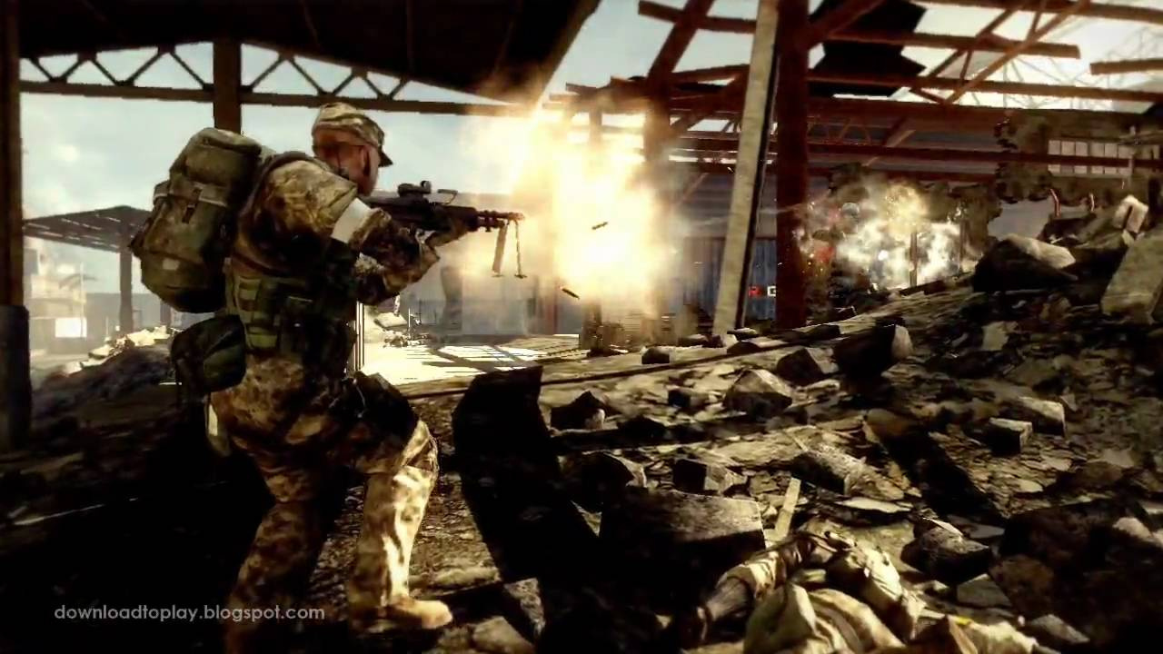 How to download battlefield bad company 2 on pc for free (torrent.