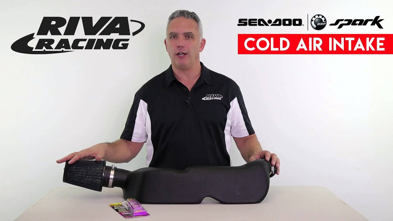 Seadoo Spark Riva Racing Cool Air Intake