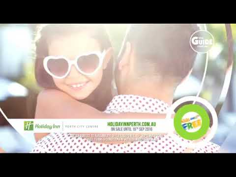 Holiday Inn Perth TV Commercial