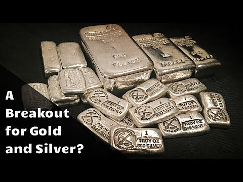 Gold and Silver Jump as Fed Continues to Pivot