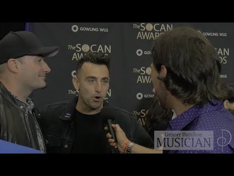 Real Talk with Dre Pao - SoCan Awards 2017 (Presented By: Greater Hamilton Musician)