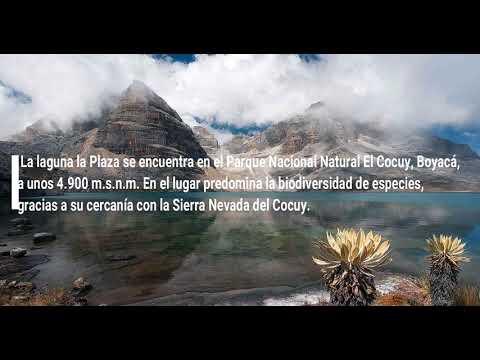 Una Magica Experiencia, lagos y lagunas de Colombia