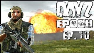 DayZ Epoch - Nuke - Arma 2: DayZ Mod - Ep.10