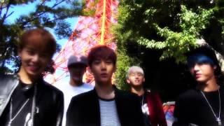 """④続いて訪れたのは""""東京タワー"""" 「What's Up」PV撮影の時に屋上から遠く..."""
