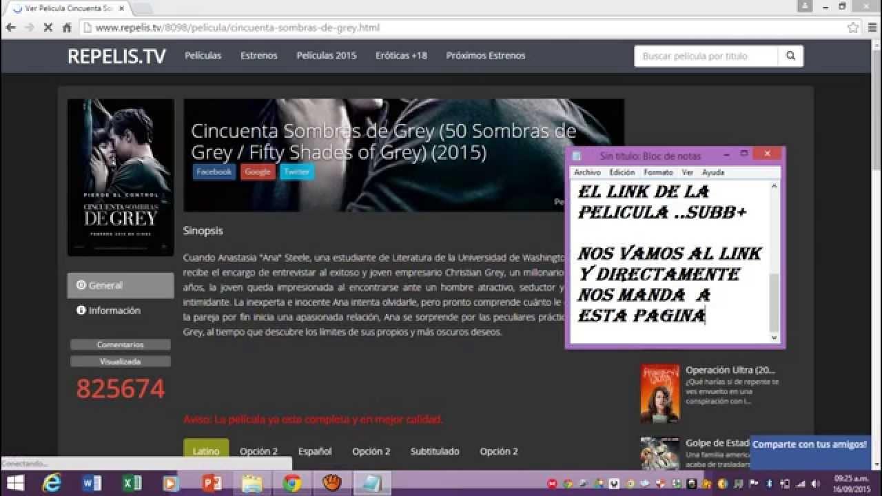 Ver 50 Sombras De Grey Online Gratis Hd - peliculabibi