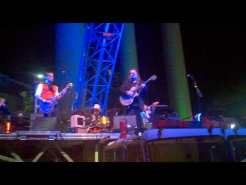 Roky Erickson - Creature With The Atom Brain (live at The Zombie Ball  Oct.30 2010  Austin, TX)