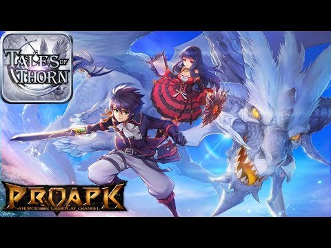 Tales of Thorn Gameplay Android / iOS