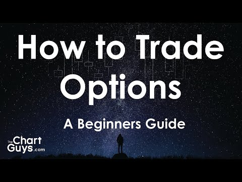 How to Trade Options:  A Beginners Introduction to Trading Stock Options by ChartGuys.com