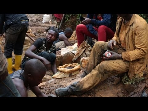 DR Congo miners upset at US 'conflict mineral' rules
