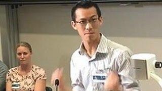 Advice from Mathematics Head Teachers #4: Eddie Woo, Cherrybrook Technology HS