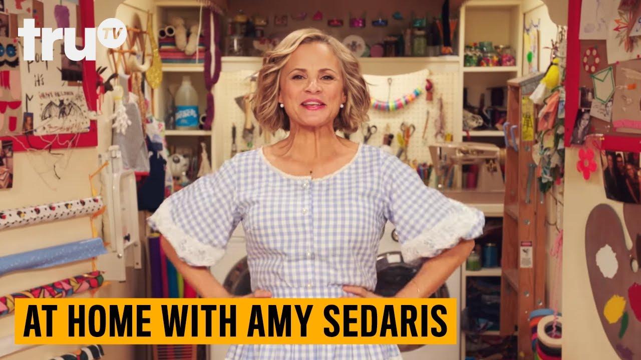 Download At Home With Amy Sedaris - Trailer | truTV