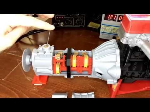 3D Printed Engines