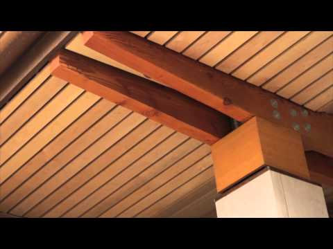 ▶ Vanderbilt University Kissam Ceiling Installation