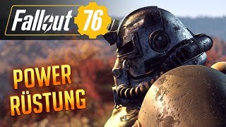Fallout 76 #06 | Power-Rüstung & wilde Ghule | Gameplay German Deutsch thumbnail