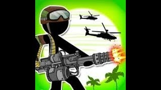 Stickman Army Team Battle  Full Gameplay Walkthrough