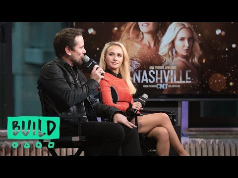 "Charles Esten And Hayden Panettiere Discuss ""Nashville"""