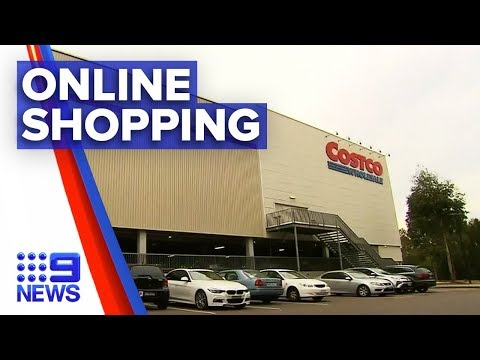 Costco Customers Will Be Able To Shop Online | Nine News Australia