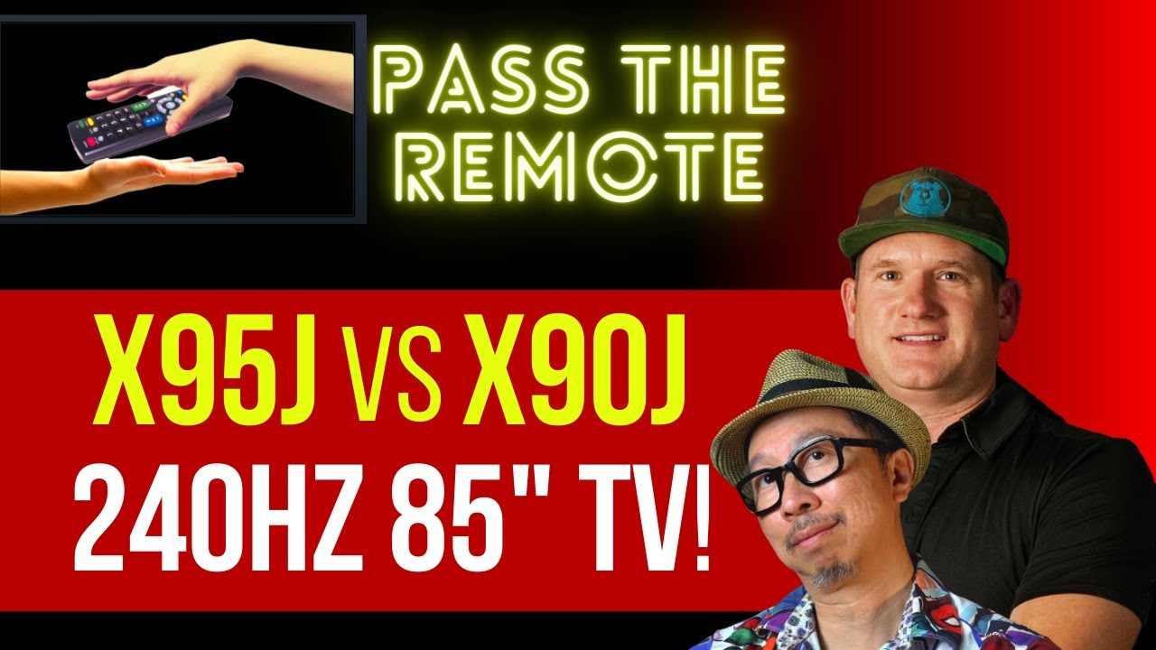 "LG MicroLED Launch, 240Hz 85"" TV Coming, Sony X95J vs X90J vs OLED"