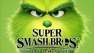 Grinch Leak Confirmed For Smash Ultimate ? Spotted at Nintendo Comic-Con Event | Gamecube Wiimote