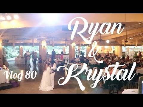 Ryan & Krystal Santos Wedding (Vlog 80) Kauai, Hawaii