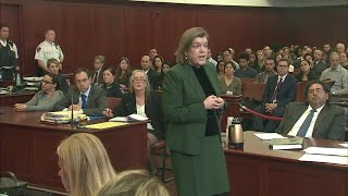 Nanny Murder Trial: Prosecutor's Opening Statement