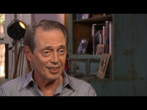 Steve Buscemi on his prior career as a firefighter