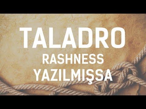 Taladro - Yazılmışsa (Feat. Rashness)