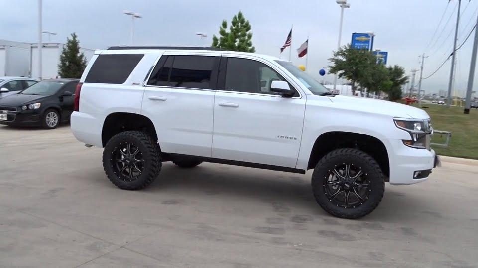 2016 Chevrolet Tahoe San Antonio Houston Austin Dallas Universal City Tx C60726