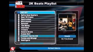 Vincent Van Go Go - Do You Know (NBA 2K10 Edition)