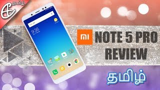 Xiaomi Redmi Note 5 Pro - Budget King Returns! (தமிழ் |Tamil)