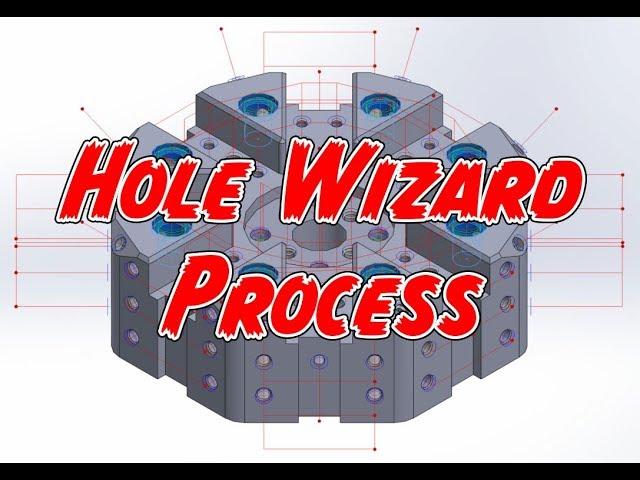 Hole Wizard Process