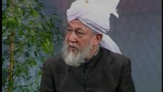 Liqa Ma'al Arab 13 May 1997 Question/Answer English/Arabic Islam Ahmadiyya