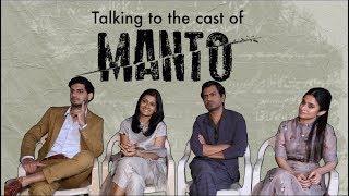 Manto | Exclusive Interview | Nawazuddin Siddiqui and Nandita Das